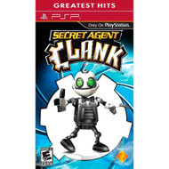 Secret Agent Clank For PSP UMD With Manual and Case - EE708848