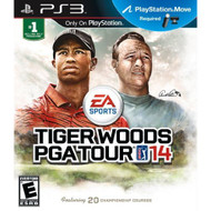 Tiger Woods PGA Tour 14 For PlayStation 3 With Manual And Case PS3 - EE708890