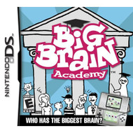 Big Brain Academy For Nintendo DS DSi 3DS 2DS Puzzle Games - EE708899