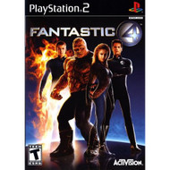 Fantastic Four For PlayStation 2 PS2 4 - EE708915