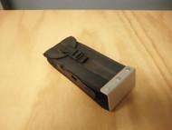 Travel Snap Closure Carry Case UMD Black Game ZNU238 For PSP - EE708957