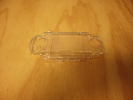 Plastic Snap On Protective Shell Case UMD Clear EBJ482 For PSP - EE708961