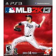 MLB 2K13 For PlayStation 3 PS3 Baseball - EE709023