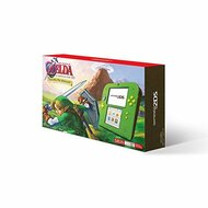 Nintendo 2DS Legend Of Zelda Ocarina Of Time 3D Green Handheld ZOZ897 - EE709029