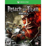 Attack On Titan For Xbox One Fighting - EE709057