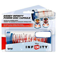 Disney Infinity Exclusive Power Disc Capsule Holds 22 Discs Blue Game - EE709139