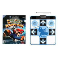 Dance Dance Revolution Mario Mix With Generic Dance Pad For GameCube - EE709151