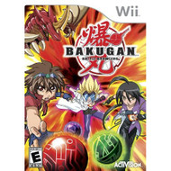 Bakugan Battle Brawlers For Wii - EE709226