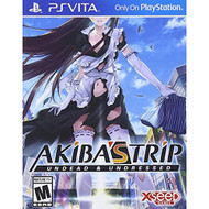 Akiba's Trip: Undead And Undressed PlayStation Vita For Ps Vita RPG - EE709634