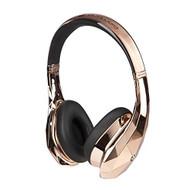 Monster Diamondz Rose Gold On-Ear Headphones Apple And Universal Ct - EE709708