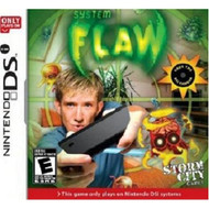 System: Flaw Only For Nintendo DSi 3DS 2DS Shooter Brand New - EE709806