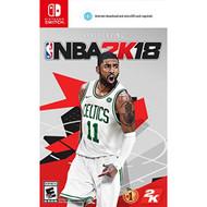 NBA 2K18 Standard Edition Nintendo Switch Basketball - EE709859