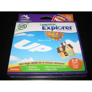 Leapfrog Leapster Explorer Learning Game: Disney Pixar Up For Leap - EE709903