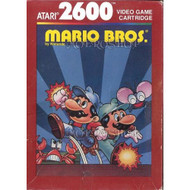 Mario Bros For Atari Vintage - EE709949