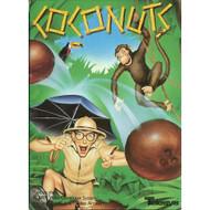 Coconuts 2600 Game Cartridge For Atari Vintage - EE709957