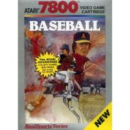 Realsports Baseball Atari 7800 For Atari Vintage - EE709959