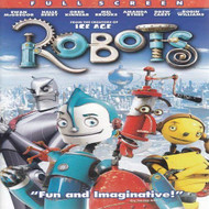 Robots Full Screen Edition On DVD With Ewan Mcgregor - EE710003