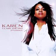 2nd Chance By Karen Clark-Sheard On Audio CD Album 2002 - EE710025