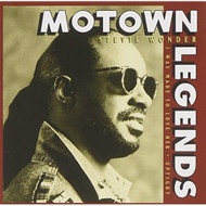 Motown Legends By Stevie Wonder On Audio CD Album 1996 - EE710117