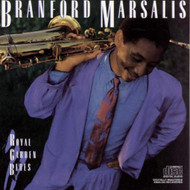Royal Garden Blues By Branford Marsalis On Audio CD Album 1990 - EE710212