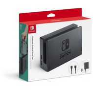 Nintendo Switch Dock Set Black Power REO729 - EE710266