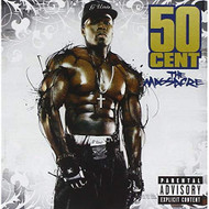 The Massacre By 50 Cent On Audio CD Album 2005 - EE710374