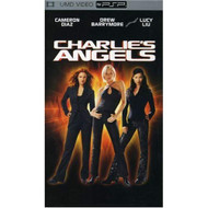 Charlie's Angels UMD For PSP Music With Manual and Case - EE710493