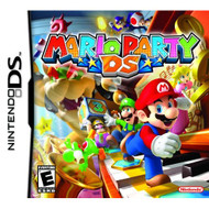 Mario Party For Nintendo DS DSi 3DS 2DS With Manual And Case - EE710502