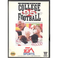 Bill Walsh College Football '95 For Sega Genesis Vintage With Manual - EE710585