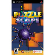 Puzzle Scape Sony For PSP UMD - EE710616