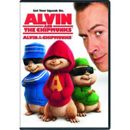 Alvin And The Chipmunks On DVD With Jason Lee - EE710648