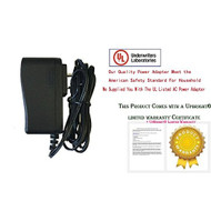 Netgear AC Adapter Power Supply 12V 1A P/n 330-10129-01 Wall Charger - EE710678