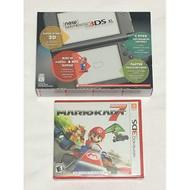 New Model Nintendo 3DS XL System Black W/ Mario Kart 7 Bundle - ZZ710685