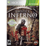 Dante's Inferno Action/adventure Game Excellent Performance For Xbox 3 - EE710758