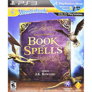 Wonderbook: Book Of Spells For PlayStation 3 PS3 - EE710803