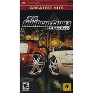 Midnight Club 3 Dub Edition Sony For PSP UMD With Manual and Case - EE710816