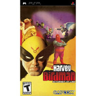 Harvey Birdman: Attorney At Law Sony For PSP UMD Strategy With Manual - EE710821