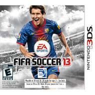 FIFA Soccer 13 Nintendo For 3DS - EE710831