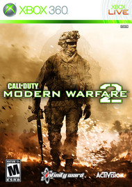 Call Of Duty: Modern Warfare 2 For Xbox 360 COD Shooter - EE710862