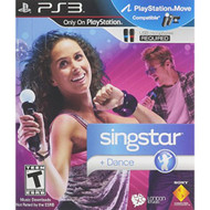 Singstar Dance For PlayStation 3 With Manual And Case PS3 Racing - EE710868