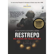 National Geographic Restrepo On DVD - EE710872