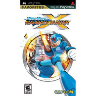 Mega Man Maverick Hunter X Sony For PSP UMD - EE710882