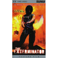 The Exterminator UMD For PSP - EE710889