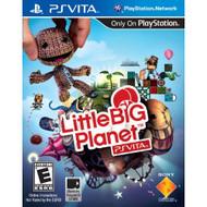 Littlebigplanet PlayStation Vita For Ps Vita Platformer - EE710897