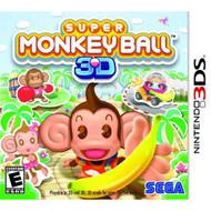 Super Monkey Ball 3D Nintendo For 3DS - EE710901