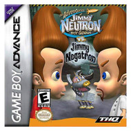 Jimmy Neutron Vs Jimmy Negatron GBA For GBA Gameboy Advance - EE710916