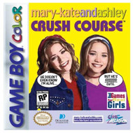 Mary-Kate And Ashley Crush Course On Gameboy Color - EE710923