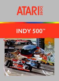 Indy 500 For Atari Vintage - EE710933