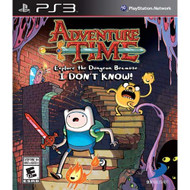 Adventure Time: Explore The Dungeon Because I Don't Know! PS3 For - EE710951