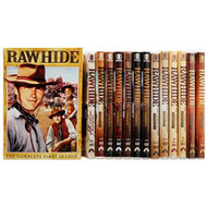 Rawhide: Complete Series Pack On DVD With James Murdock - EE711002